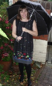 Sewing Mackintosh Dress